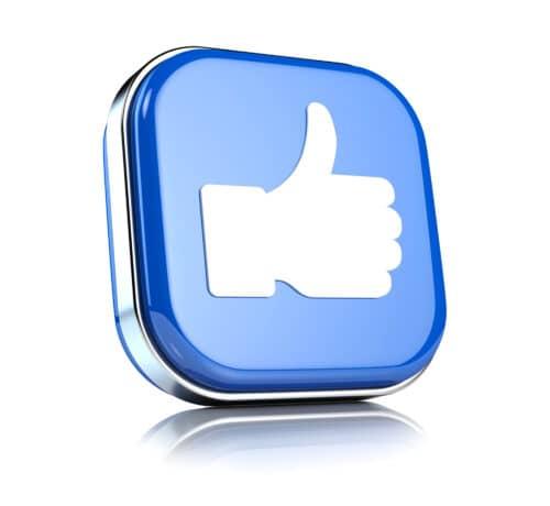 фейсбук лайк
