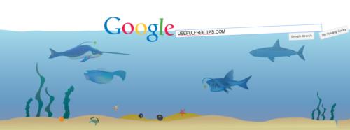 подводный гугл